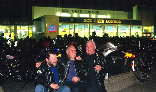 Ace cafe reopens