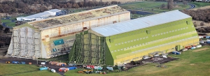 cardington airship sheds