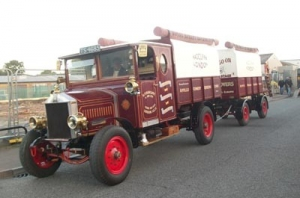 historic lorries