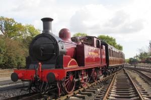 Buckinghamshire Railway Centre, railway museum