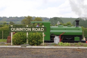Station Road, Quainton