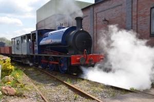 Chasewater Railway Brownhills