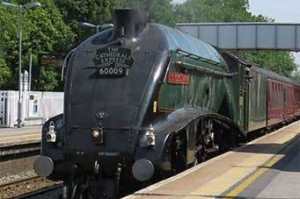 didcot railway centre flying scotsman