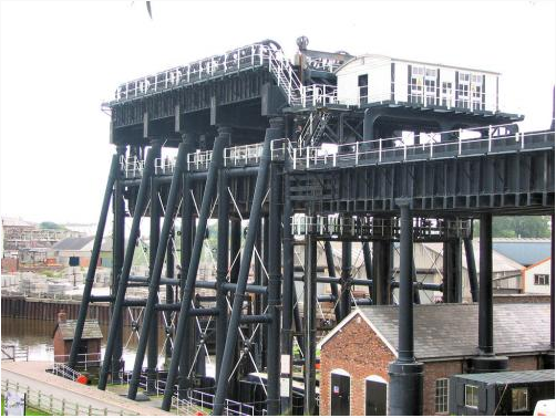 Anderton Canal Lift
