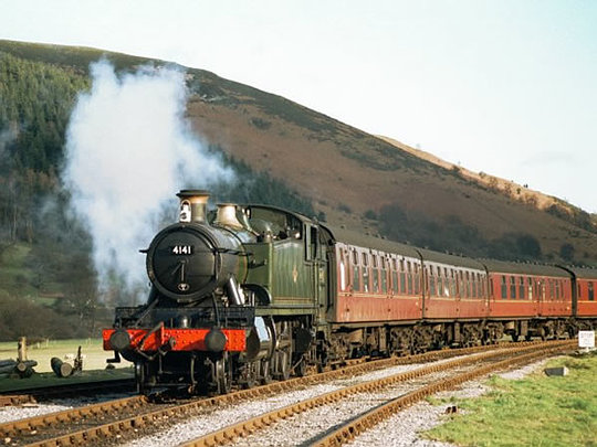 Main Line Steam Trust