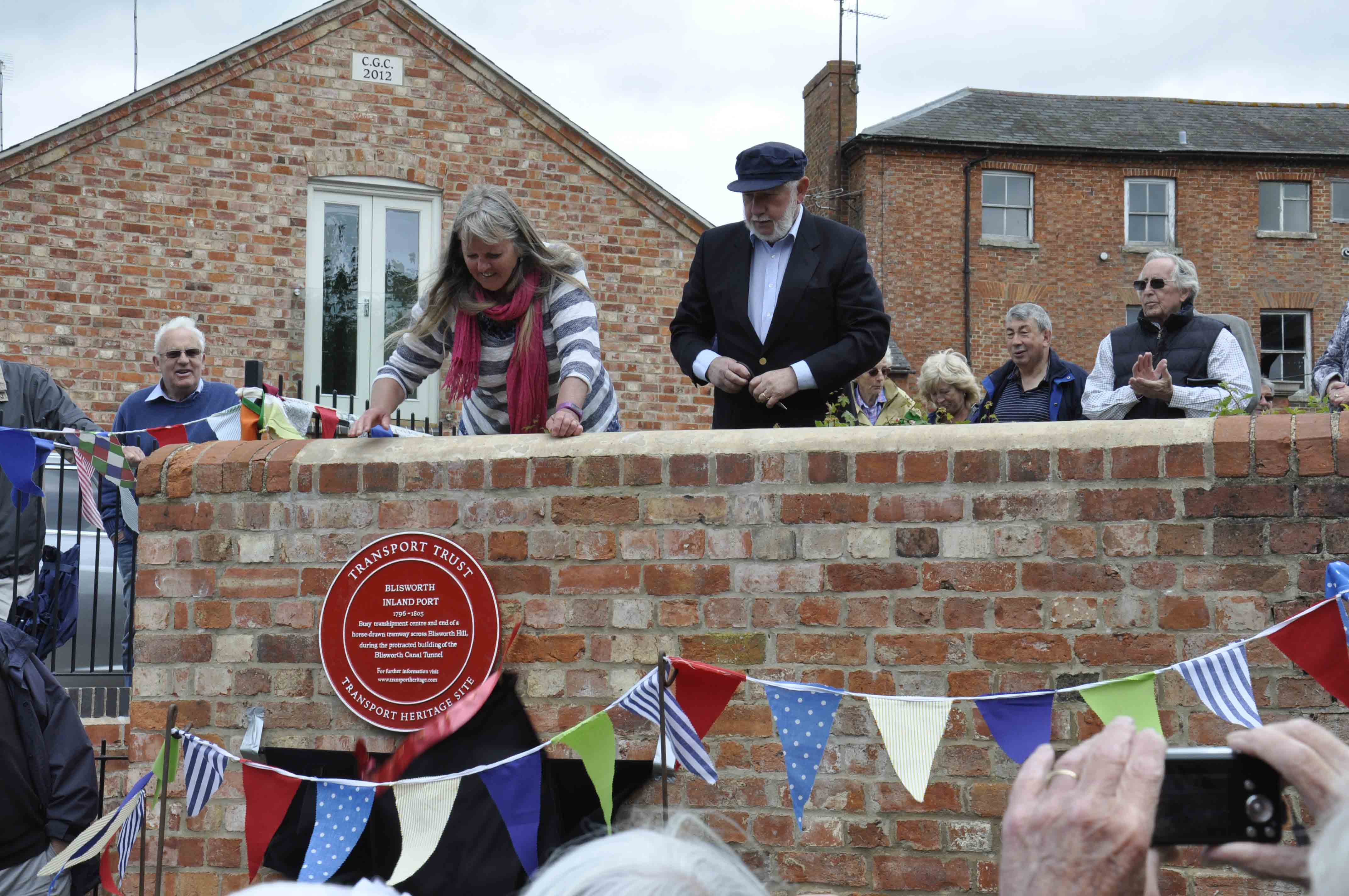 blisworth ceremony