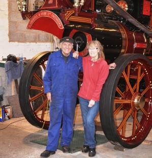 2011 Lifetime Achievement Awards Len and Jen Crane