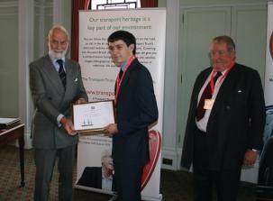 2011 Young Persons Alex Plews Award