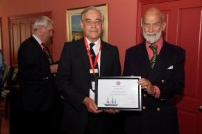2014 Lifetime Achievement Award Alan Nigtingale
