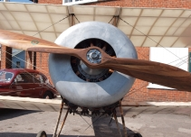 2016 Preservationist of the Year Award Sopwith Scout2