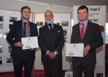 2016 Young Preservationistt Award Meakin Brothers