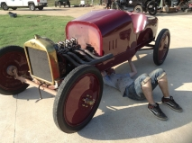 2016 Young Preservationistt Award Meakin Brothers Model T ford Rest1