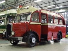 Dennis Ace Bus